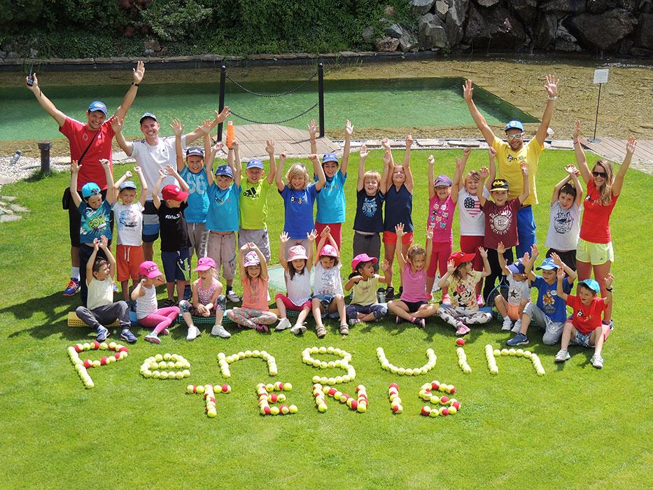 Tenisovo-športový denný camp