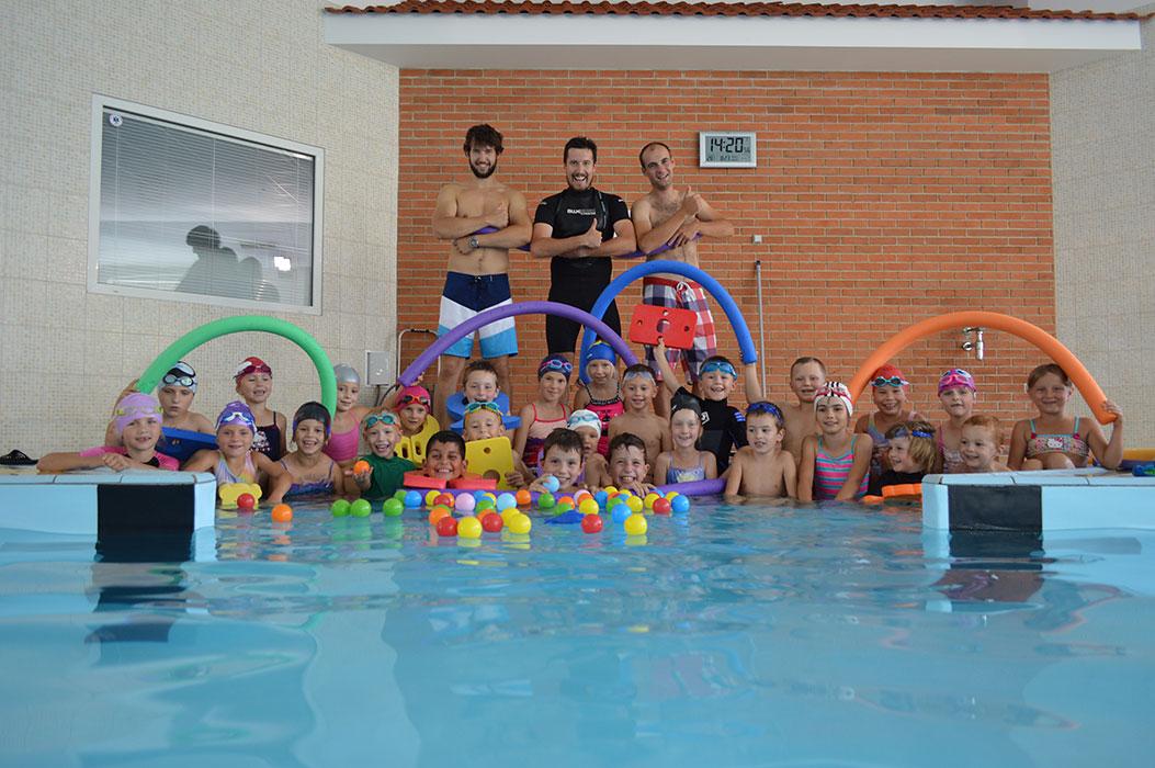 Plavecký tábor