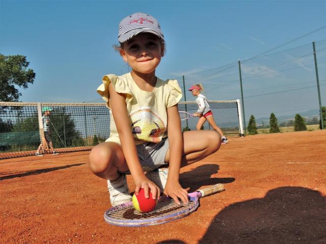Denný tenisovo-športový camp Beckov 2019