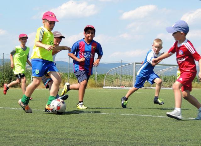 Futbalovo-florbalový denný camp Trenčianske Stankovce
