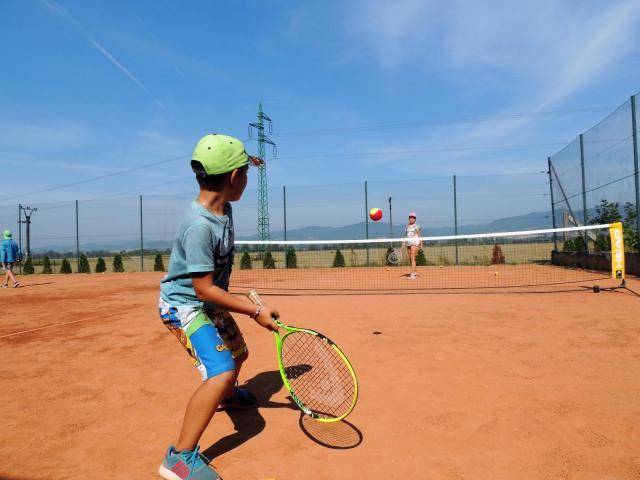 Denný tenisovo-športový camp Trenčianske Stankovce
