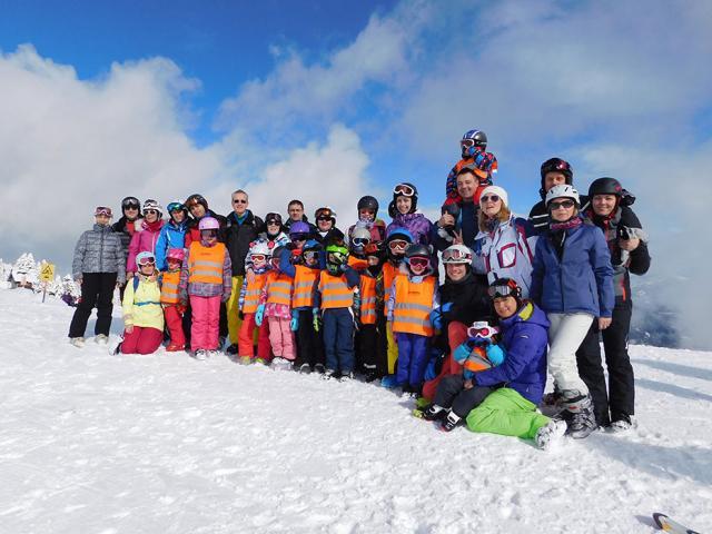 Predsezónna lyžovačka v Jasnej