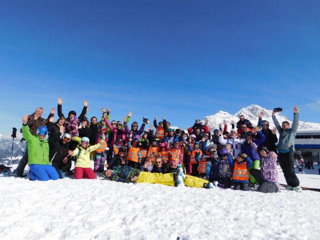Rodinná lyžovačka Gerlitzen, Rakúsko