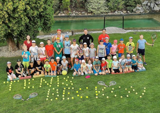 Denný tenisovo-športový camp Beckov 2021