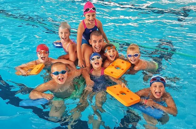 Denný plavecký tábor Stará Turá 2021